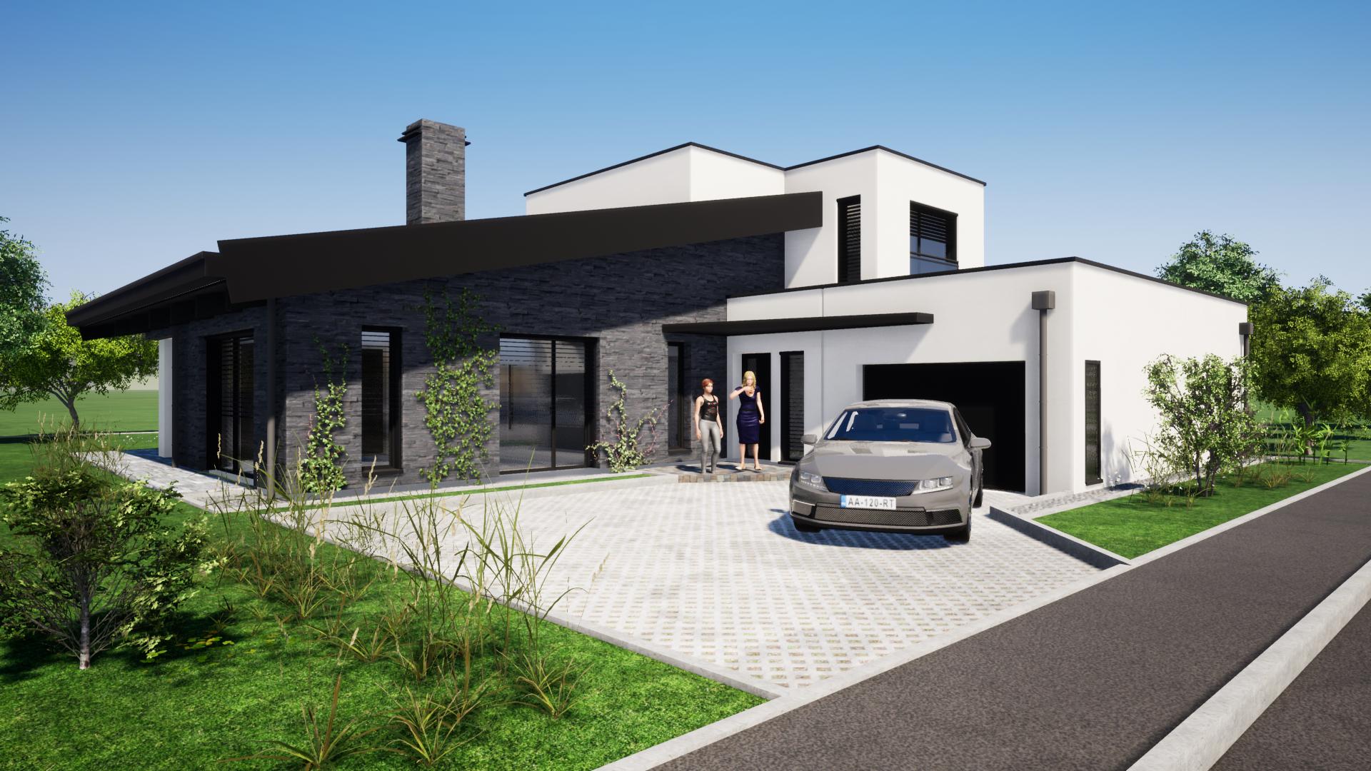 Maison neuve de 120 m2 à DRULINGEN