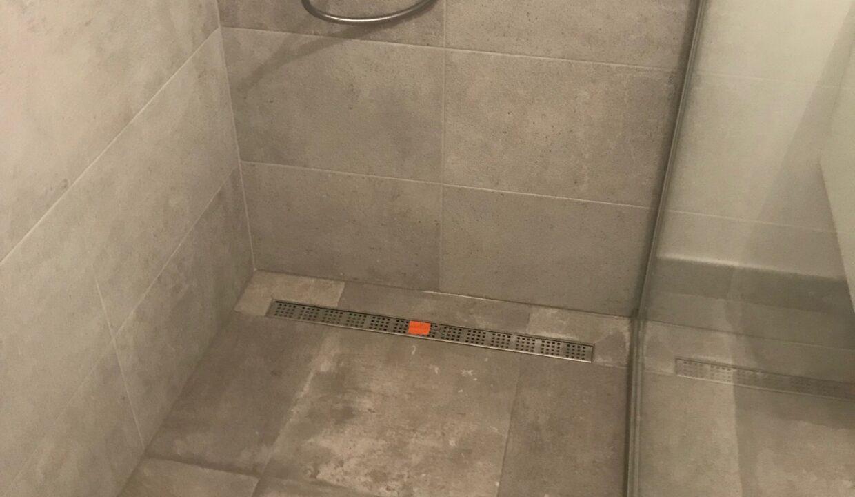 sdb receveur de douche