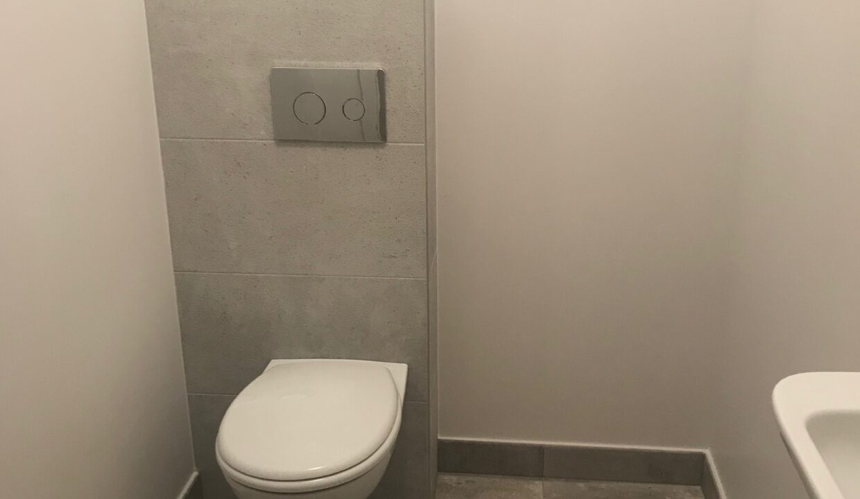 sdb wc suspendu