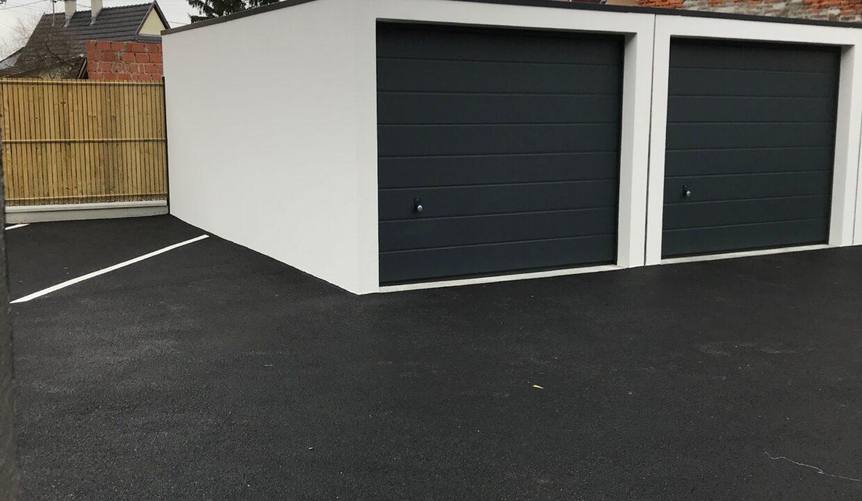 vue d ensemble garage