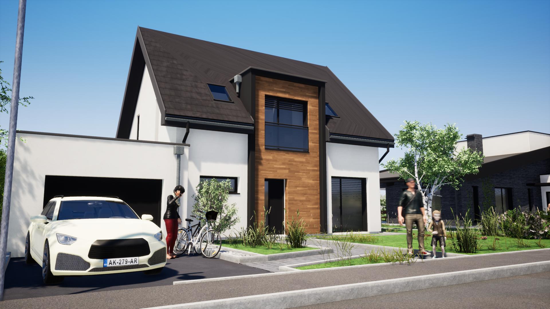 Maison neuve de 113 m2 à RIEDSELTZ